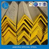 Cornière inégale égale laminée à chaud en acier de la cornière Ss400 ou Q235