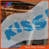Perforated односторонний винил зрения
