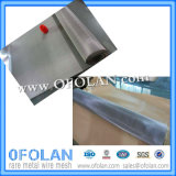 Rete metallica Nickel200 per industria chimica dell'alcali di Chlor (40 maglia Ni200)