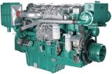 motor diesel marina de 1800rpm 54HP