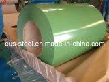 Bobines en acier galvanisées enduites d'une première couche de peinture d'acier de Coil/PPGI