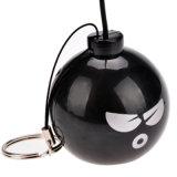 Altoparlante dell'audio del bacino 3.5mm Jack di modo mini varia bomba stereo portatile di espressioni per il telefono mobile MP3 MP4
