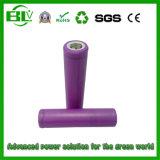 Célula de batería vendedora global del Li-ion 2400mAh de SANYO 16650 con poder más elevado y tarifa inferior de la autodescarga
