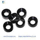 Valvola di regolazione di alluminio di precisione di Customed degli strumenti pneumatici
