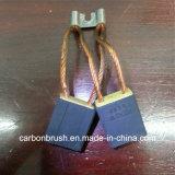 Поставляя Morganite щеток углерода пользы мотора (CM3H)