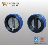 válvula de verificação do ferro de molde 125lb
