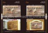 De artistieke Plaques van de Muur van het Polyurethaan voor Binnenhuisarchitectuur