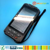 Bluetooth/WiFi/Barcode multifunctionele handbediende lezer android4.4.2 UHFRFID