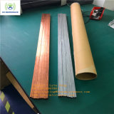 X Band Flat Rectangular Aluminum Copper Waveguide Tube