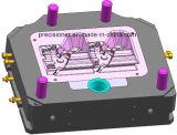 El molde de fundición a presión a troquel de aluminio para a presión la fundición