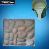 MSDS Caoutchouc de silicone pour grande taille de produits en béton Casting