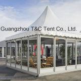 Preiswertes im Freien Aluminiumrahmen-hohe Spitzegazebo-Festzelt-Kabinendach-Zelt für Ereignis-Partei