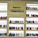 Pattini registrabili del sandalo ortopedico del capretto di Guangzhou Healthshoes di tolleranza dello SGS Certied