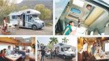 12V de mini Draagbare ZonneDiepvriezer van de Borst voor Caravan, Auto