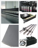De LEIDENE UV Flatbed Printer van de Lamp met het Hoofd van Af:drukken Seiko voor Perspex/Glas/Acryl