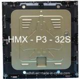 Gute QualitätsP3 farbenreiche LED-Bildschirmanzeige-Innenbaugruppe