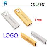 L'abitudine dei regali di affari del bastone del USB del metallo ha reso personale l'azionamento dell'istantaneo del USB di Pendrive di creatività