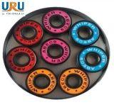 Min Lagers 608-2RS 8*22*7mm van het Skateboard Lager ABEC7 ABEC9 ABEC5
