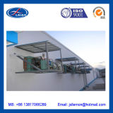 Quarto de armazenamento frio com compressor paralelo