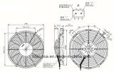 Ventilateur de refroidissement robuste Spal Va11-Bp12 / C-57s Fournisseur de service OEM