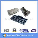 Las piezas de aluminio que trabajaban a máquina del CNC del surtidor de China con color anodizaron
