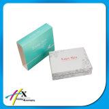 Коробка роскошного подарка дух нестандартной конструкции косметического упаковывая