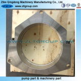 Schijf voor CNC die de Afgietsels van de Precisie machinaal bewerken