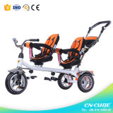 Младенец трицикла ребенка надувательства Китая горячий дублирует трицикл
