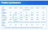 Mobile vertikale Luft-Desinfektion-Maschinen-UVluft-Reinigungsapparat