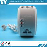 La batería de la alarma 9V de los sonidos los interruptor intermitentes del precio de fábrica funciona humo sin hilos y calienta el detector