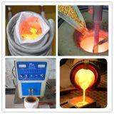 Fornalha de derretimento portátil rápida da indução para o ouro