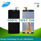 Neue Produkte LCD-Bildschirmanzeige für Bildschirm Alcatel-Ot6012 6012 LCD + Screen-Analog-Digital wandler mit Rahmen