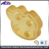 CNC feito sob encomenda da precisão que faz à máquina as peças plásticas para a automatização