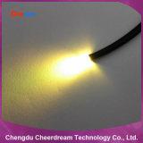 0.75mm 42繊維PMMAの終わりの白熱光ファイバケーブル