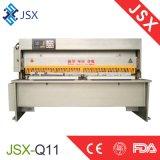 Het scheren, de Scherende Machine van de Guillotine, plateert Scherpe Machine, Roestvrije Scherpe Machine met jsx-Q11b