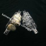 Caisse en plastique d'oeufs d'oeufs 12PCS d'espace libre en gros d'emballage pour des cailles (caisse en plastique d'oeufs)
