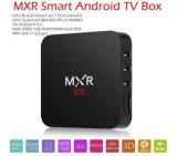 Televisión de alta definición de red HDTV 4k WiFi H. 265 Android TV Box para la familia