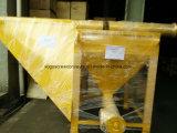 transportband van de Schroef van het Cement Sicoma van 219mm de Verticale