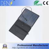 carregador solar policristalino do painel solar de 5.5W 18V