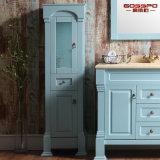 現代ペンキの純木衛生製品の浴室のキャビネット(GSP14-009)