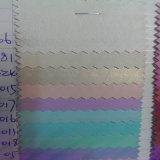 Neues Entwurfs-Kleid PU-synthetisches Gewebe-Leder (HS-GM02)