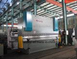 Máquina de dobra do freio da imprensa da placa hidráulica de Wc67k 250t/4000