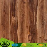 Papel no tóxico impresión de madera del grano
