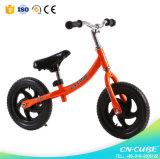 2 Räder 12 Zoll-Stahlkind-Ausgleich-Fahrrad