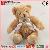 Urso macio da peluche do animal enchido do brinquedo do luxuoso En71 para miúdos