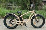 bicicleta elétrica do cruzador da praia da bateria do motor 48V Samsung de 500W Bafun