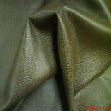 Haltbares Lichee Korn-synthetisches Leder für Schuhe oder Beutel