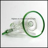 연기가 나기를 위한 14.4mm 합동 크기 2 Perc를 가진 유리제 수관 새로운 10 인치 Toro