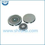 Texturisation des filières de filature à sec de pièces de rechange pour le textile