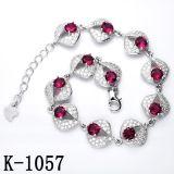 925 فضة مجوهرات سوار مصنع بيع بالجملة
